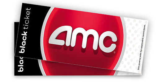 This Site Contains Information About Amc Movie Tickets - Amc Black Movie  Ticket - Free Transparent PNG Clipart Images Download