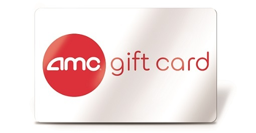 $50 AMC Theatres Gift Card + $50 Restaurant.com Card