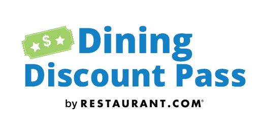 $25 Restaurant.com Card + 6-Month Dining Discount Pass
